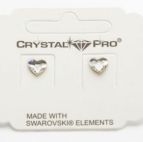 ОБИЦИ SWAROVSKI 2808/6/CL-Heart