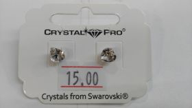 ОБИЦИ SWAROVSKI 4884/6/CL-Hear