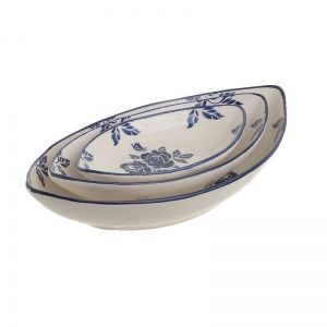 Plate Set Of 3