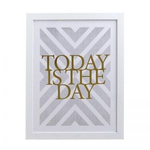 КАРТИНА TODAY IS THE DAY